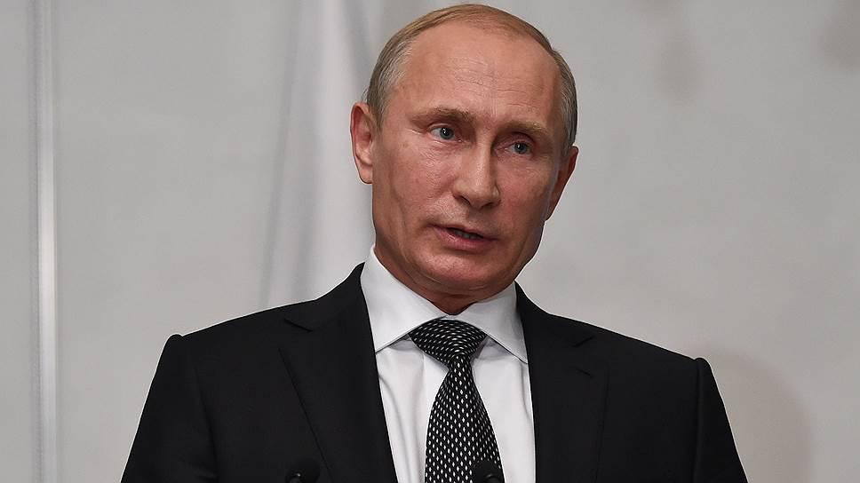 Как Владимир Путин предложил уладить конфликт на Украине