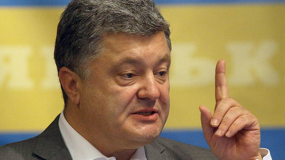 Как Петр Порошенко запланировал мир на пятницу