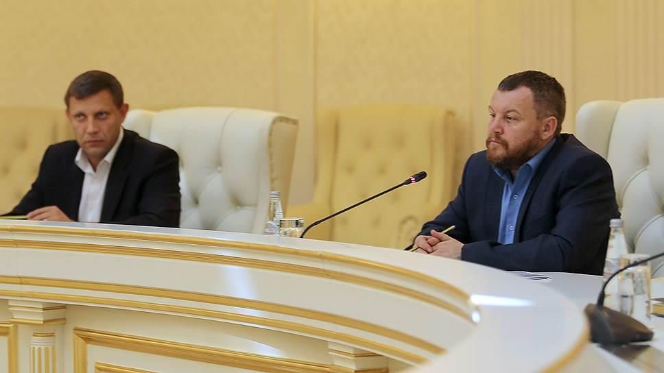 Как в Минске подписывали протокол о прекращении огня в Донбассе