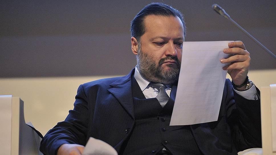Заместитель председателя комитета Государственной думы России по промышленности Павел Дорохин