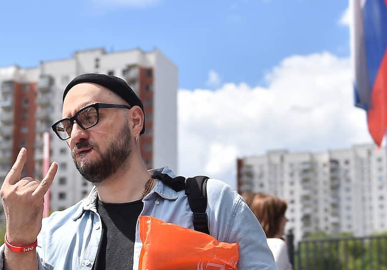 8 апреля 2019 года Мосгорсуд отменил домашний арест Кирилла Серебренникова по делу «Седьмой студии». Меру пресечения изменили на подписку о невыезде