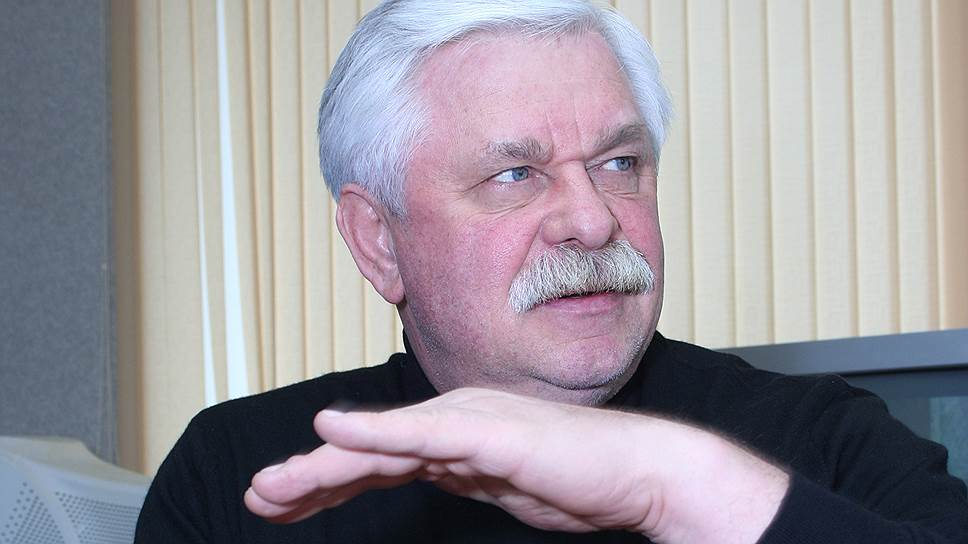 Экс-глава Курской области Александр Руцкой