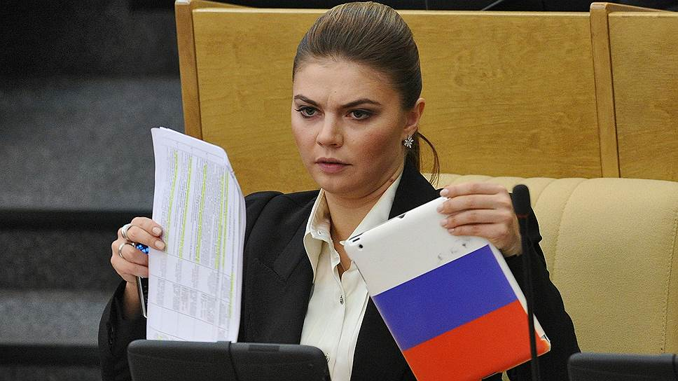 Как Алина Кабаева возглавила совет «Национальной Медиа Группы»