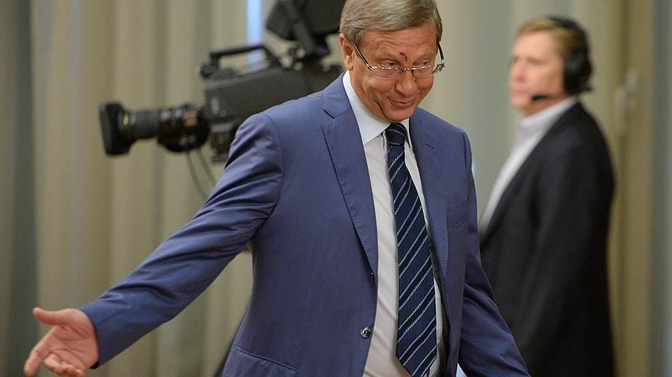 Владимира Евтушенкова обвинили в отмывании, заключив под стражу в Жуковку