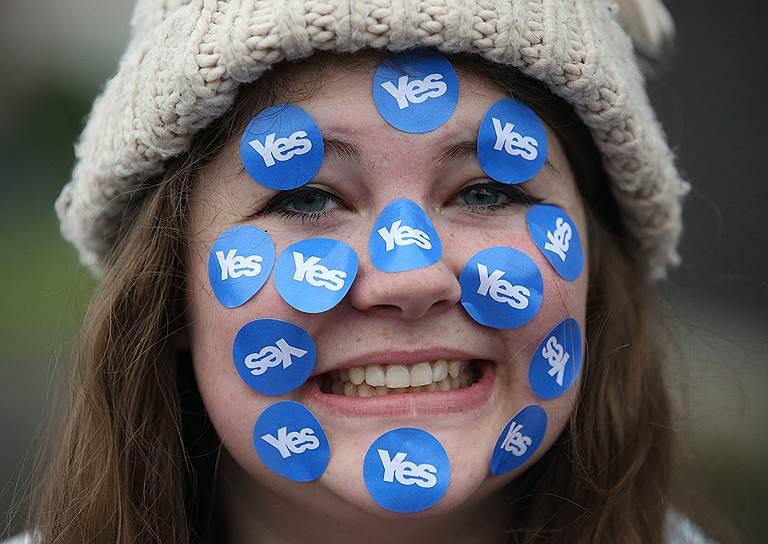 18 сентября жители Шотландии проголосовали на историческом референдуме. Вопрос был только один: «Должна ли Шотландия стать независимой страной?»