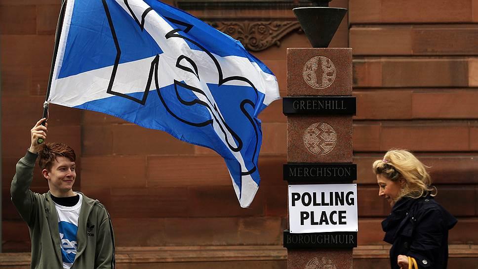 Exit poll — из-за экономии средств и опасений относительно возможной неточности данных — после закрытия избирательных участков в Шотландии не ожидается. Ни один из крупных медиахолдингов Великобритании не заказал такого исследования