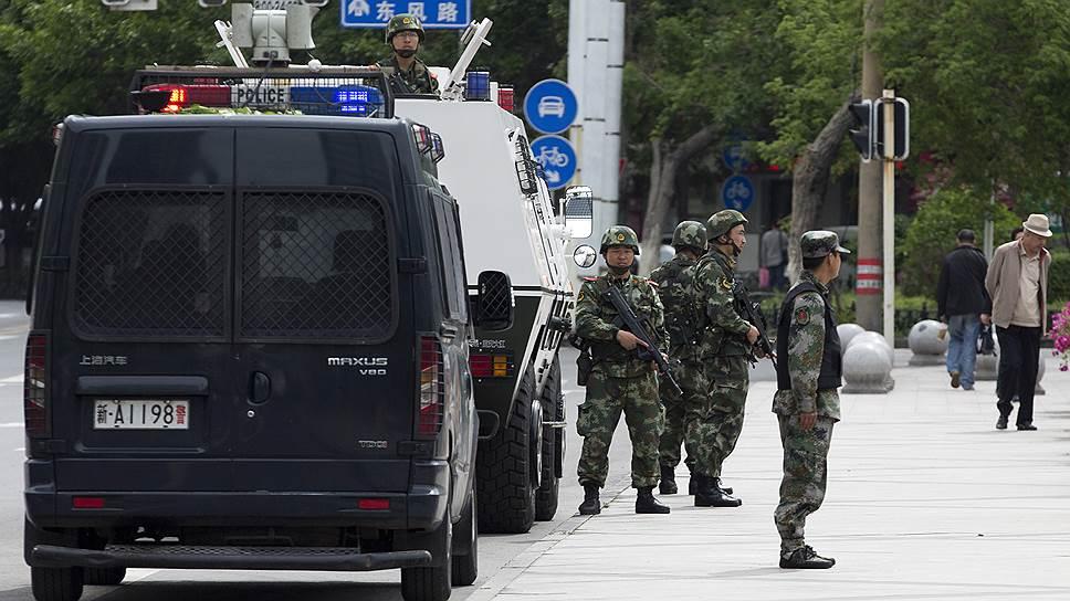 В Синьцзяне снова неспокойно