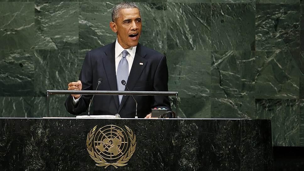 Как Барак Обама перечислил главные мировые угрозы