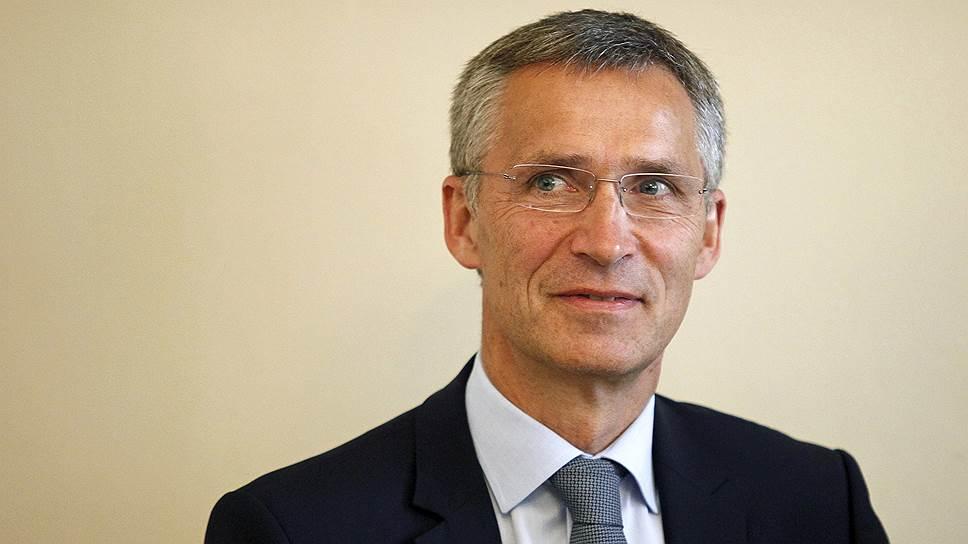 Бывший премьер-министр Норвегии Йенс Столтенберг