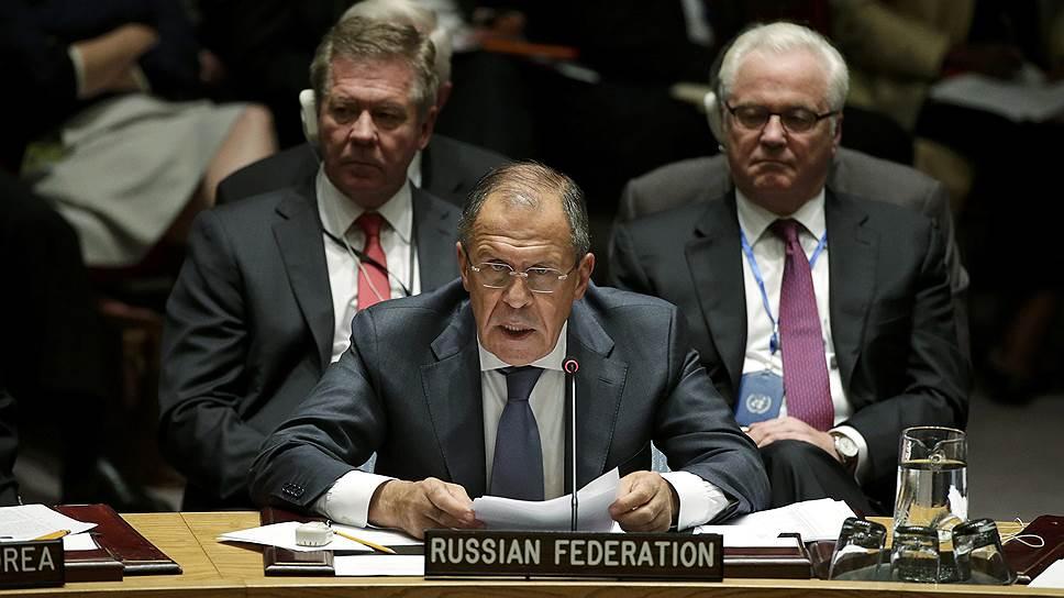 Как СБ ООН принял американскую резолюцию по борьбе с иностранными боевиками