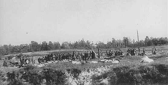 Только за два дня 29-30 сентября 1941 года в Бабьем Яре были расстреляны 33 771 человек (малолетних детей не считали)