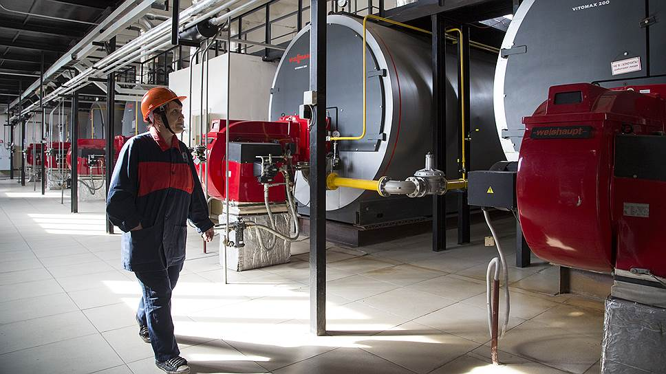 В котельной, оборудованной вакуумным деаэратором, дежурит всего одна сотрудница. Практически все процессы здесь автоматизированы