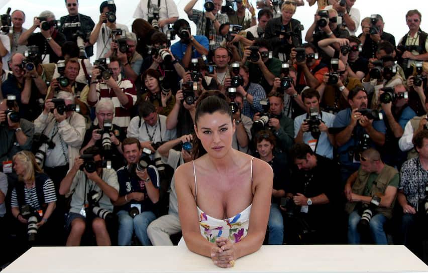 «Не нужно ненавидеть людей, которые завидуют, потому что они признают, что ты лучше» <br>Несмотря на развитие актерской карьеры, Беллуччи не бросила модельный бизнес. Она часто снимается для мужских журналов, является лицом косметической компании Oriflame, ювелирной компании Cartier, а также косметической линии Dolce & Gabbana