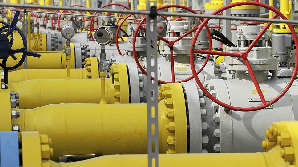 Сколько газа получила Украина в этом году