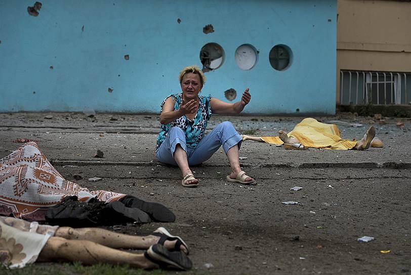 Увеличилось число жертв среди мирного населения