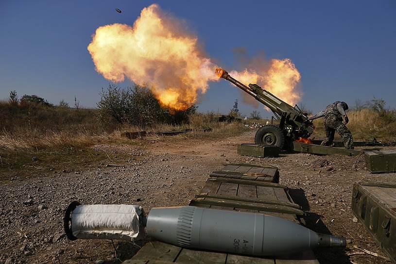 Усиленные бои продолжились за аэропорт Донецка
