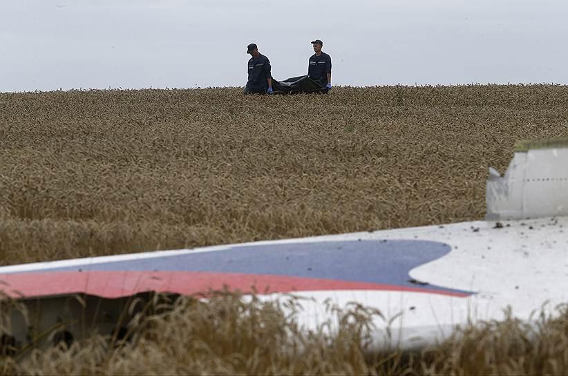 Ни одна из сторон конфликта не взяла на себя ответсвенность за крушение самолета