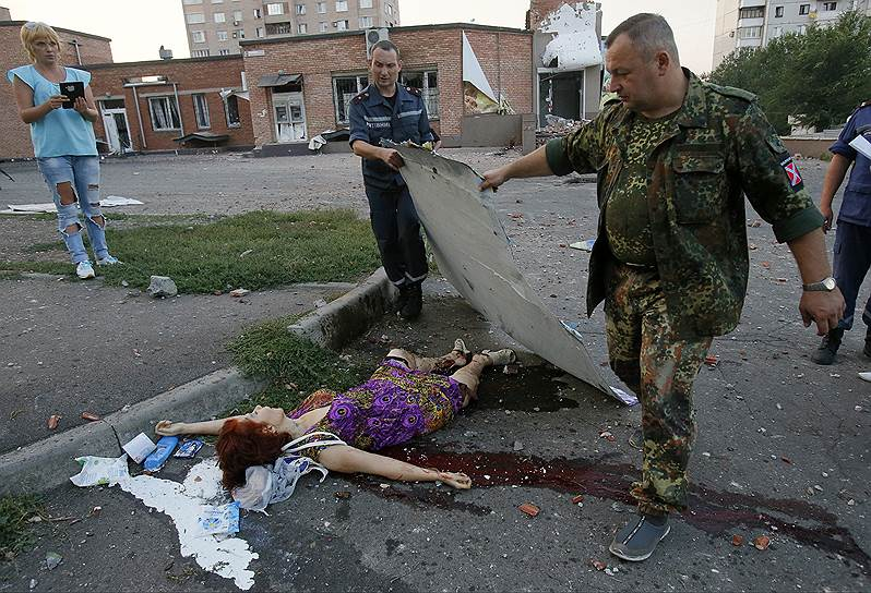 3-4 сентября 2014 года. Бои продолжились в окрестностях Луганска. Ополченцы установили контроль над 23 населенными пунктами области