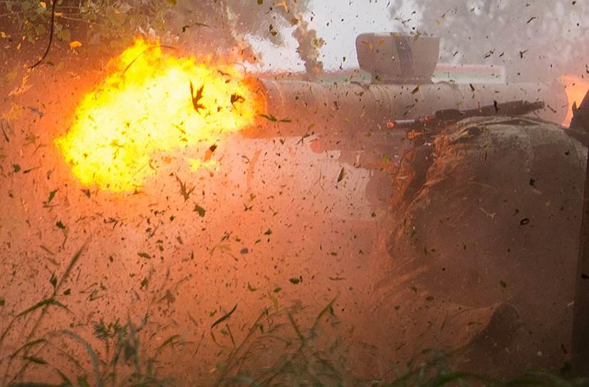 24 мая 2014 года. Спецоперация возобновилась в пригороде Славянска. В Андреевке были убиты итальянский журналист Энди Роккелли и его переводчик россиянин Андрей Миронов