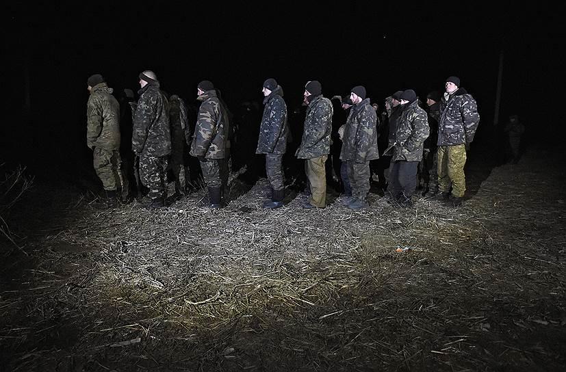 21 февраля 2015 года. Обмен военнослужащими, в результате которого были освобождены 139 украинских военнослужащих, а также 36 ополченцев ДНР и 16 — ЛНР