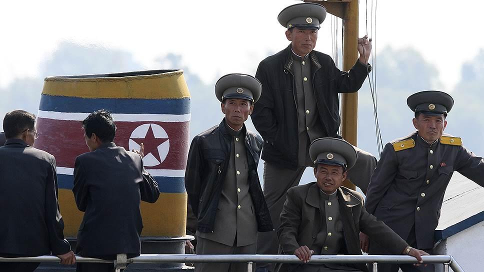 Как корабли Южной Кореи и КНДР обменялись выстрелами