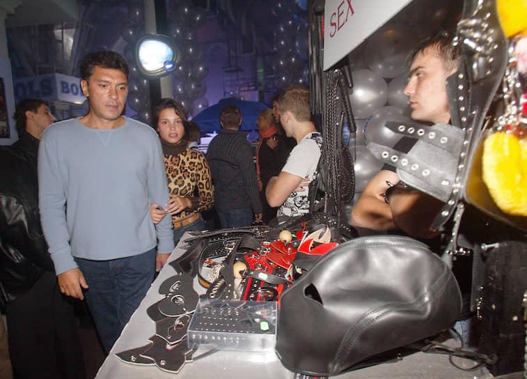 Весной 2014 года Борис Немцов попал на третье место в рейтинге самых наскучивших россиянам политиков, составленного «Левада-центром»