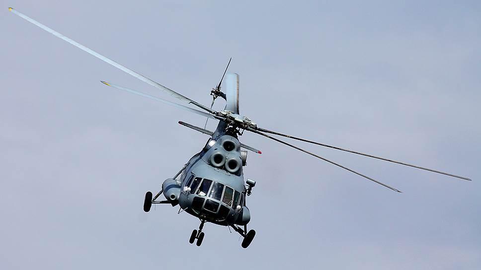 Как в Туве исчез вертолет