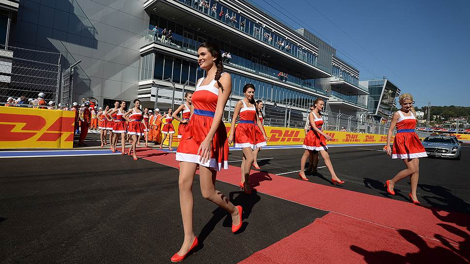 Гран-при «Формулы-1» в Сочи