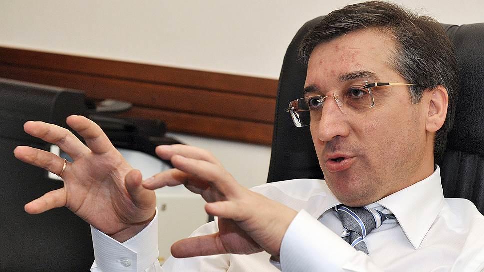 Бывший министр экономического развития и торговли Кабардино-Балкарской Республики Алий Мусуков