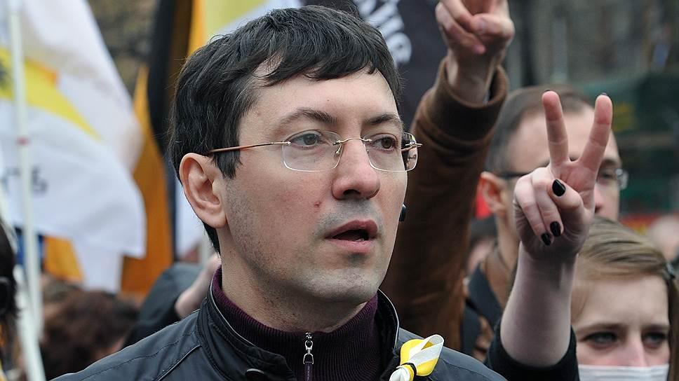 Националист Александр Белов (Поткин)