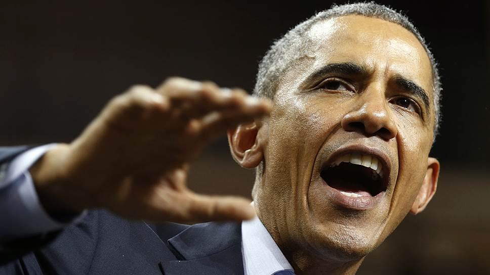 Почему Барака Обамы в поддержку демократов не стали слушать