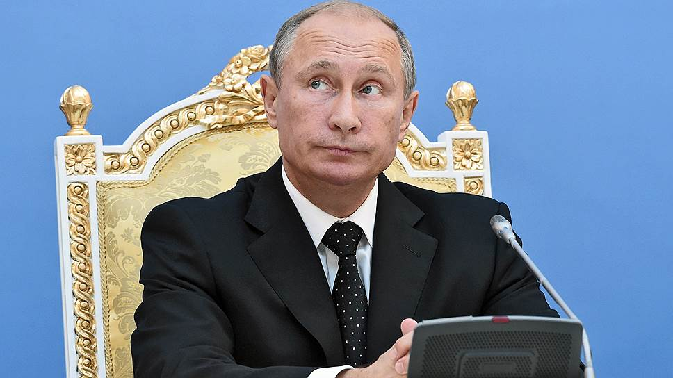 Владимир Путин опять стал самым влиятельным