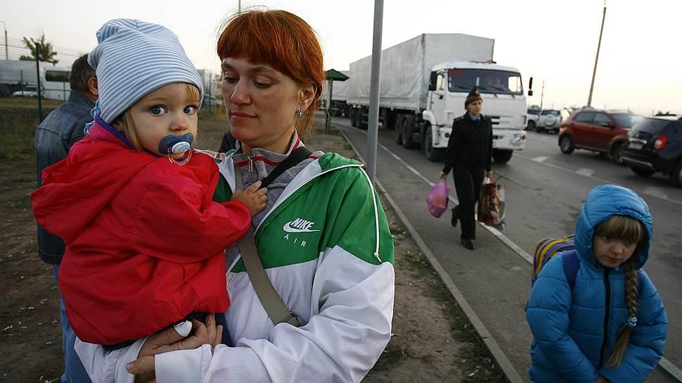 Как украинским беженцам хотят упростить жизнь