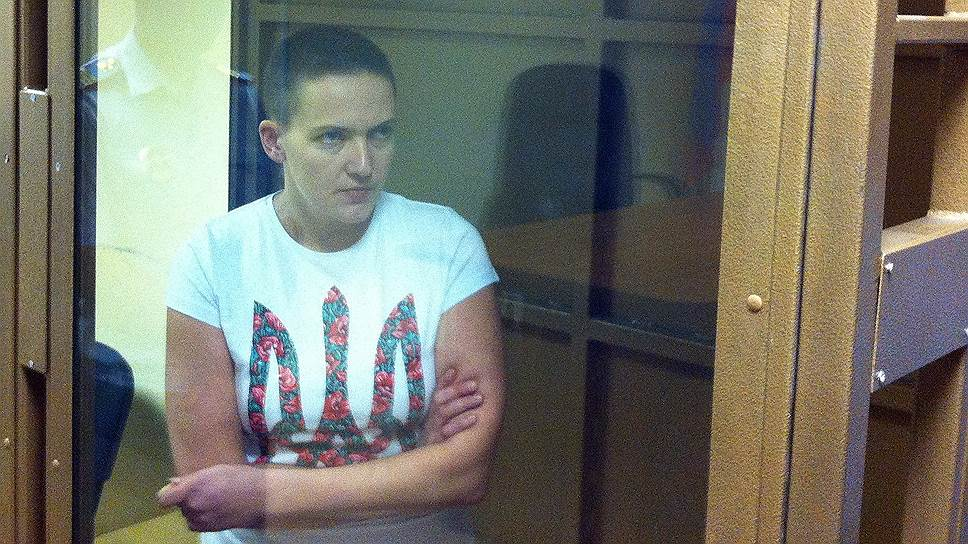 Как расследуют дело Надежды Савченко