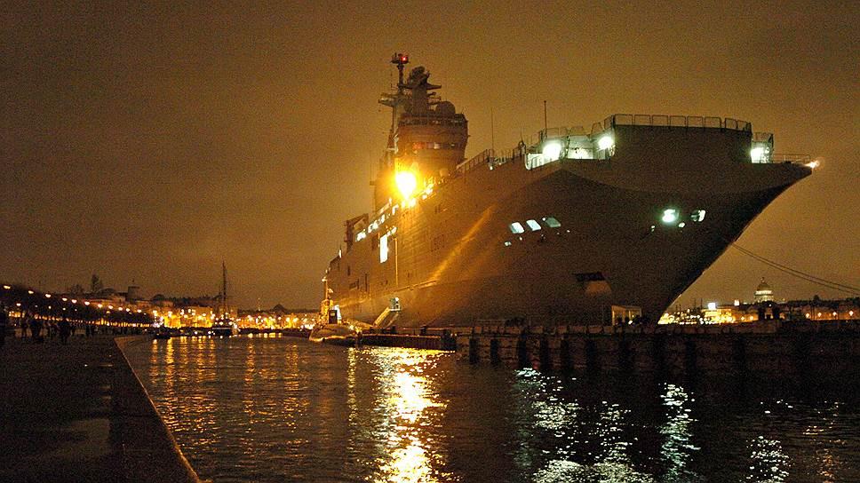Почему американские конгрессмены призвали НАТО выкупить Mistral