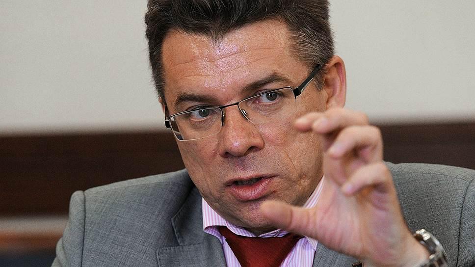 Глава городского округа Химки Олег Шахов