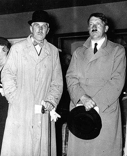 1932 год. Франц фон Папен ушел в отставку с поста канцлера Германии, чтобы дать возможность сформировать новую коалицию на следующих парламентских выборах. Вскоре он провел переговоры с Гитлером и вошел в правительство Третьего рейха в качестве вице-канцлера