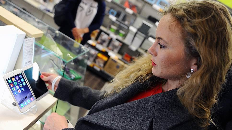 Что привлекло в Россию иностранных любителей продукции Apple