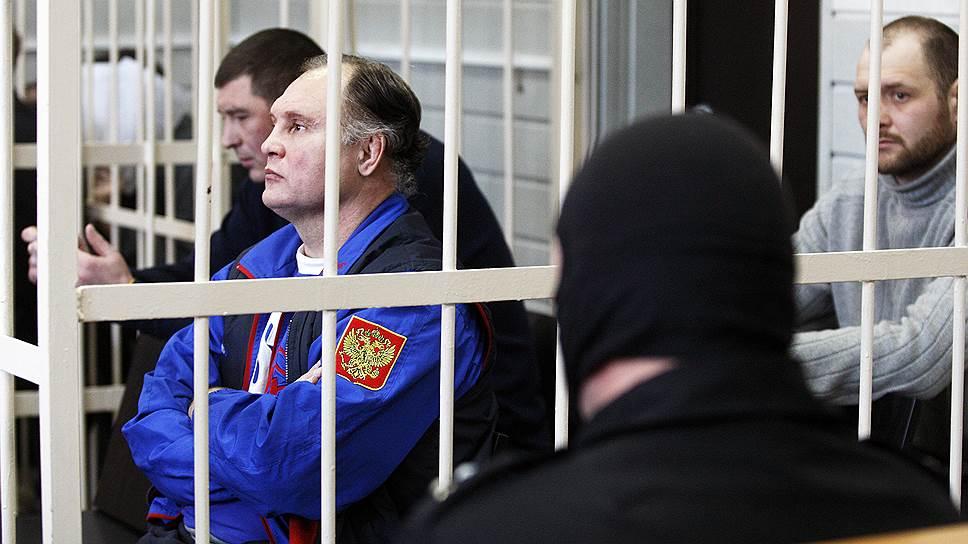 Как прошел суд над бывшими членами  «Труновского» ОПГ