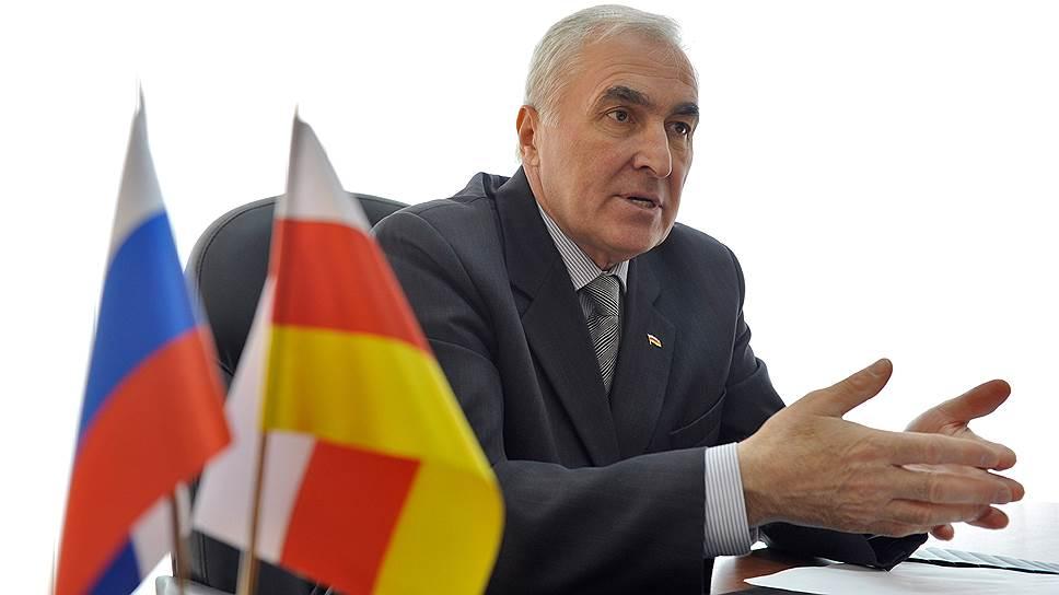 Южная Осетия устанавливает дипотношения с ДНР и ЛНР