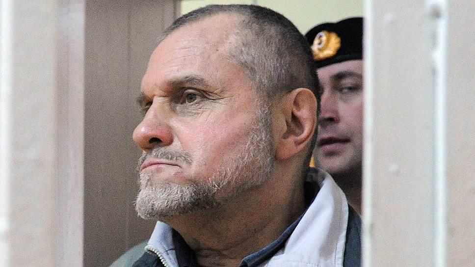 """Лидер экстремистского сообщества """"Северное братство"""" Петр Хомяков"""