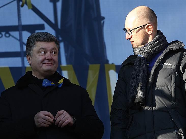 22 декабря. На Народном вече, на которое пришли 200 тыс. человек, объявлено о создании народного объединения «Майдан»