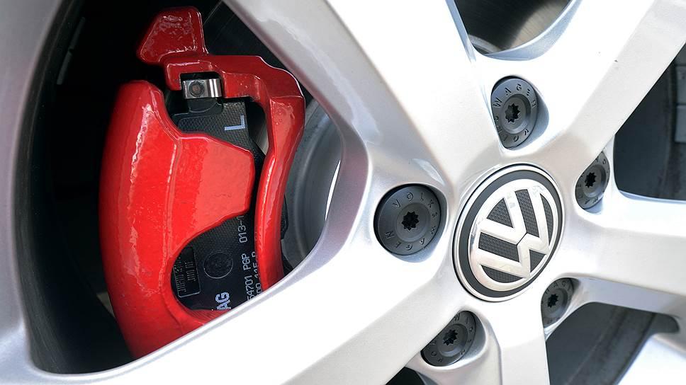 Какрй план Volkswagen обнародовал на пять лет