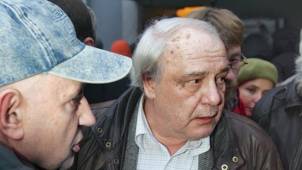 Писатель и правозащитник Владимир Буковский