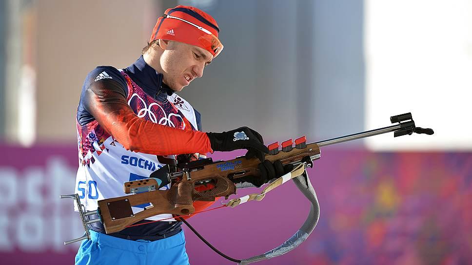 В российском биатлоне очередной допинг-скандал