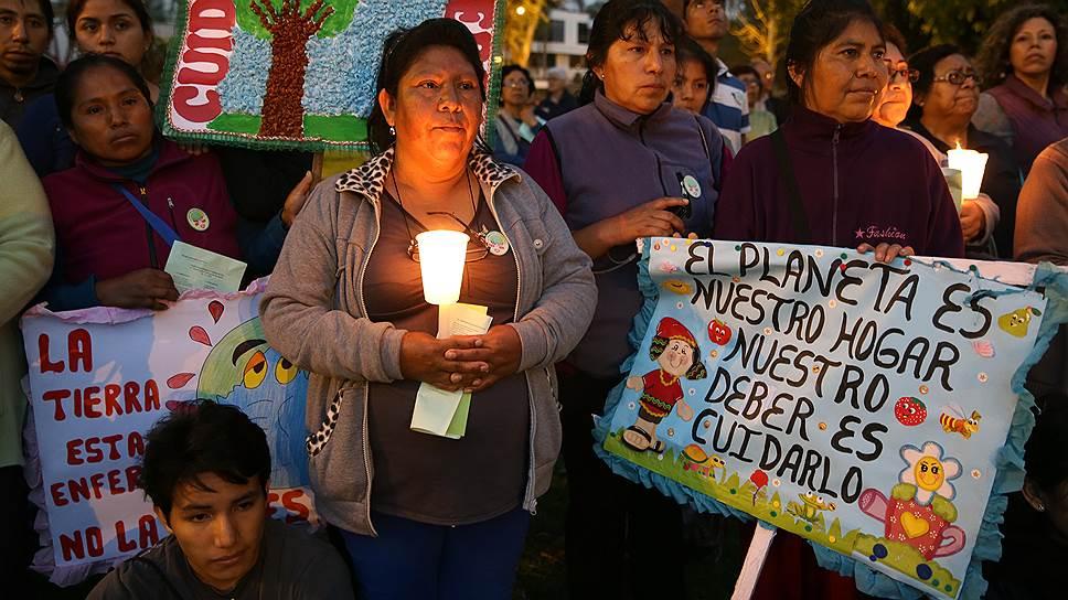 Почему климатические переговоры проводили в Южной Америке