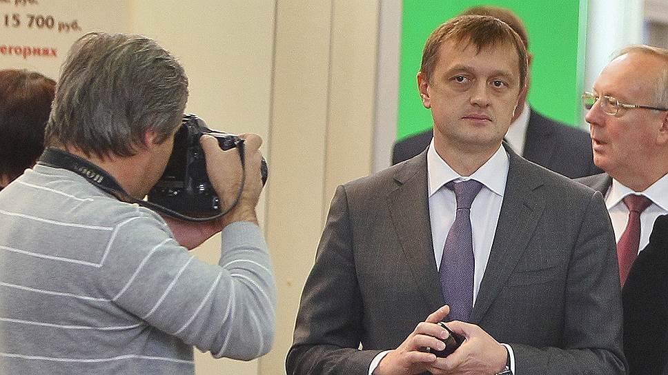 Бывший сотрудник Минсельхоза РФ Олег Донских