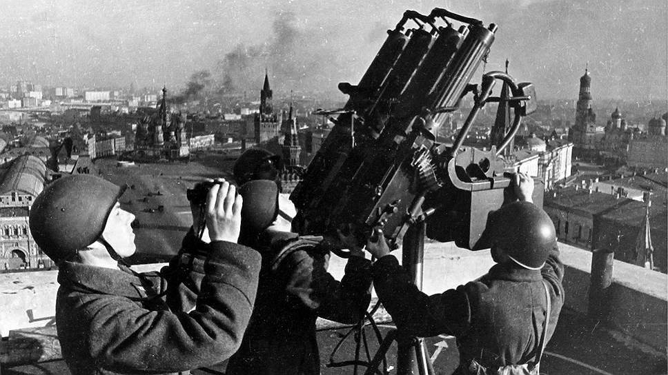 Как советская армия и горожане отстояли Москву