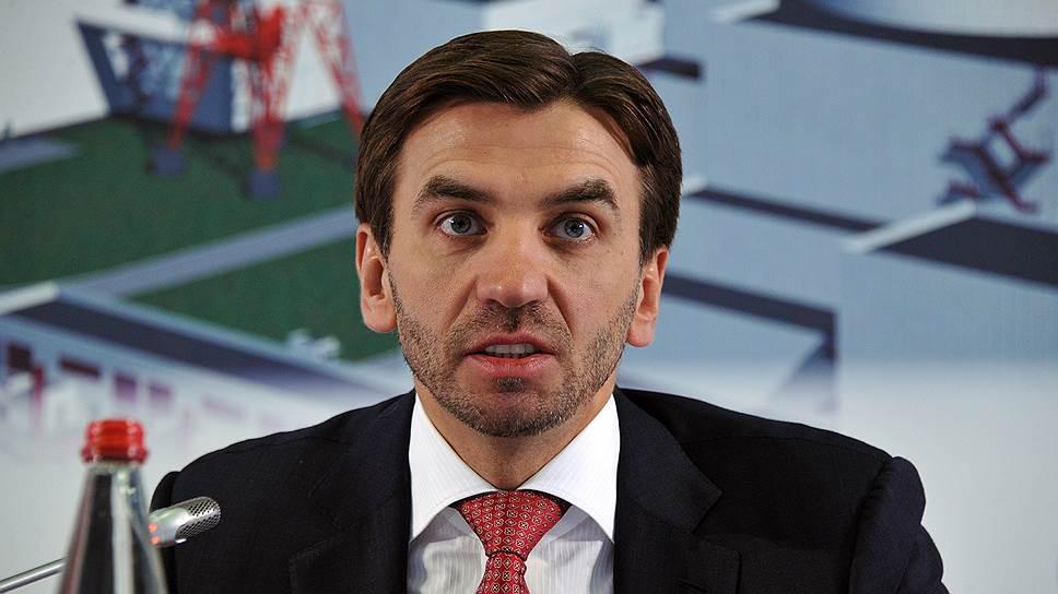 Министр по связям с «Открытым правительством» Михаил Абызов