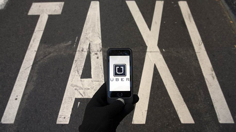 Почему Uber запретили во Франции
